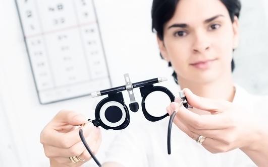 Коррекция зрения лазером курск цена