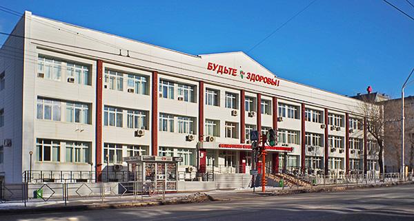 10 детская больница екатеринбург антона валека